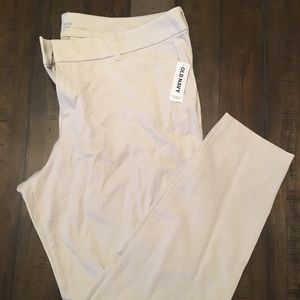 Old navy pixie long pants
